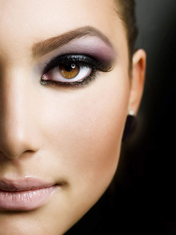 Learn how to do Luxe lash and Brow sculpting